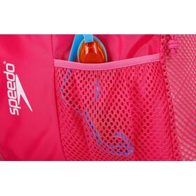 speedo Deluxe Ventilator Mesh Bag 35l Pink